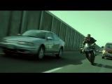 Погоня Ducati 996 в фильме Матрица