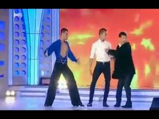 Квн казахи - танец любви